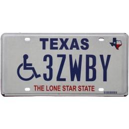 Texas 3ZWBY - Autentická...