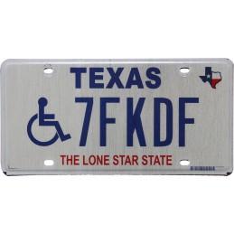Texas 7FKDF - Authentic US...