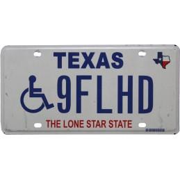 Texas 9FLHD - Authentic US...