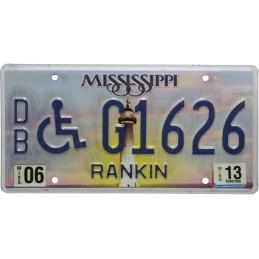 Mississippi G1626 -...