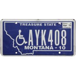 Montana AYK408 - Autentická...
