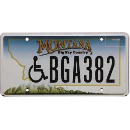 Montana BGA382 - Autentická...