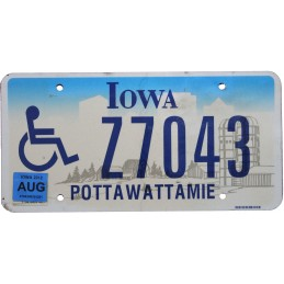 Iowa Z7043 - Autentická...