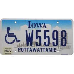 Iowa W5598 - Autentická...