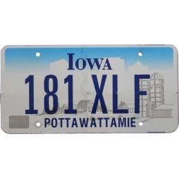 Iowa 181XLF - Autentická...