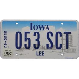 Iowa 053SCT - Autentická...