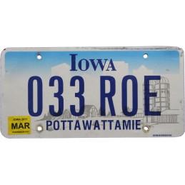 Iowa 033R0E - Autentická...