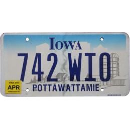 Iowa 742WI0 - Autentická...