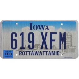 Iowa 619XFM - Autentická...