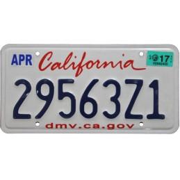 California 29563Z1 -...