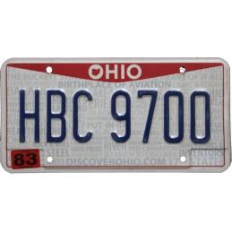 Ohio HBC9700 - Autentická...