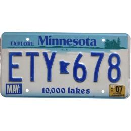 Minnesota ETY 678 -...