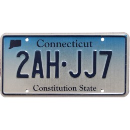 Connecticut 2AHJJ7 -...