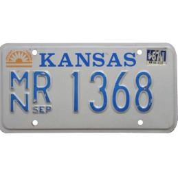 Kansas 1368 - Autentická...