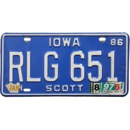 Iowa RLG651 - Autentická...