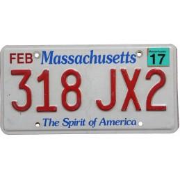 Massachusetts 318JX2 -...