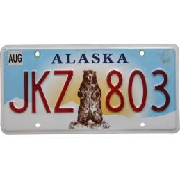 Alaska JKZ803 - Autentická...
