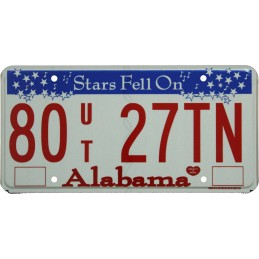 Alabama 8027TN - Authentic...
