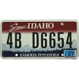 Idaho 4BD6654 - Autentická...