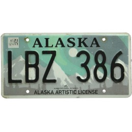 Alaska LBZ386 - Autentická...