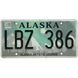 Alaska LBZ386  - Authentic...
