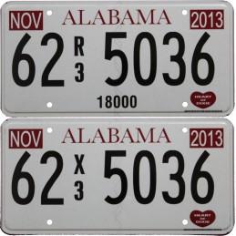 Alabama 625036 - Ear of...
