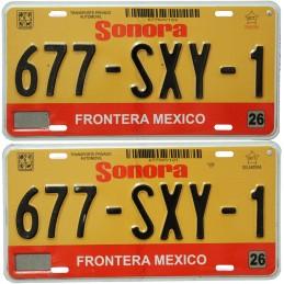 Sonora 677-KXY-1 -...