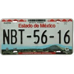 Estado de Mexico NBT-56-16...