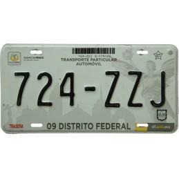Mexico 724-ZZJ - Autentická...