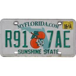 Florida R917AE - Authentic...