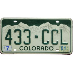Colorado 433CCL - Authentic...