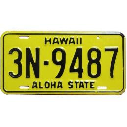 Hawaii 3N9487 - Autentická...