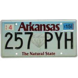 Arkansas 257PYH -...