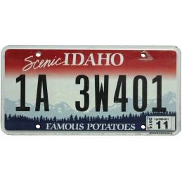 Idaho 1A3W401- Autentická...