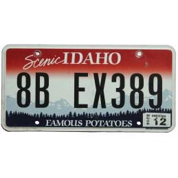 Idaho 8BEX389 - Autentická...