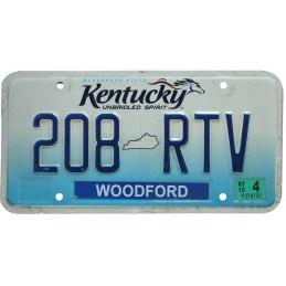 Kentucky 208RTV- Autentická...