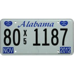 Alabama 801187  - Authentic...