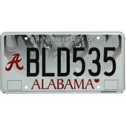 Alabama BLD535 - Authentic...