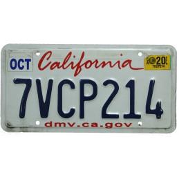 California 7VCP214 -...