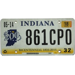 Indiana 861CP0 - Autentická...