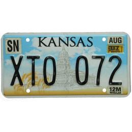 Kansas XT0072 - Autentická...