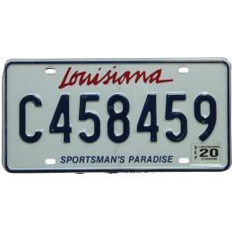 Louisiana C458459 -...