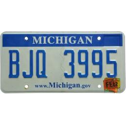 Michigan BJQ3995 -...
