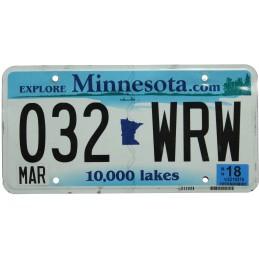 Minnesota 032WRW -...