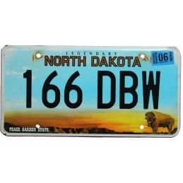 North Dakota 166DBW -...