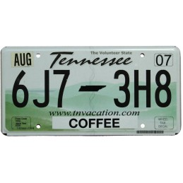 Tennessee 6J73H8  -...