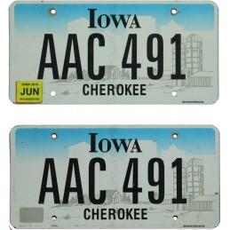 Iowa AAC491 - Pár...