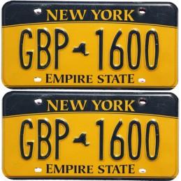 New York GBP1600 -Pár...