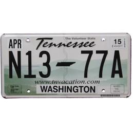 Tennessee N1377A  -...