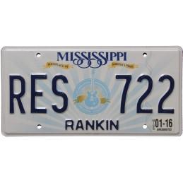 Mississippi RES722 -...